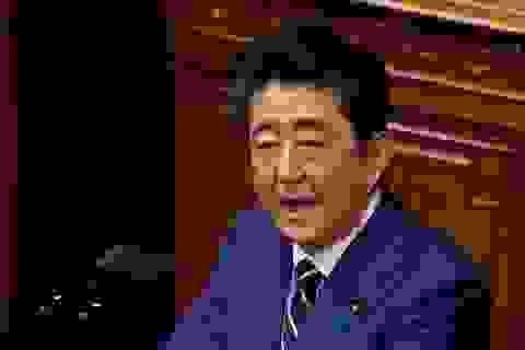 Nhật Bản trao thẩm quyền đặc biệt cho thủ tướng nhằm ứng phó Covid-19