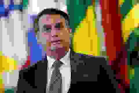 Tổng thống Brazil tuyên bố âm tính với virus corona