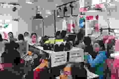 Cỏ Fashion: Thương hiệu đồng hành cùng phái đẹp
