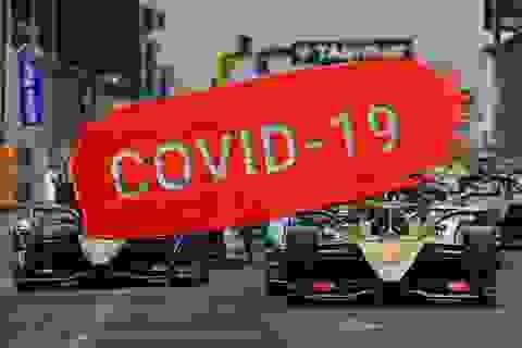 Cả bốn chặng đầu tiên của mùa giải F1 năm nay đều phải hoãn vì Covid-19