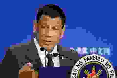 Tổng thống Philippines âm tính với virus corona