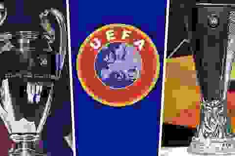Champions League thay đổi kế hoạch chưa từng có vì Covid-19?
