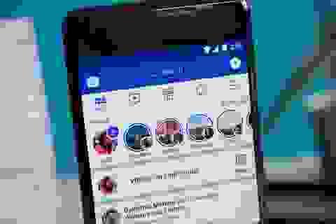 Facebook tại Việt Nam gặp lỗi lạ khiến nhiều người dùng xôn xao