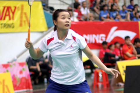 Tay vợt nữ Việt Nam giành vé dự Olympic 2020