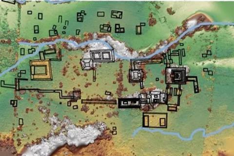 Tìm ra thủ đô của Vương quốc Maya cổ đại tại Mexico