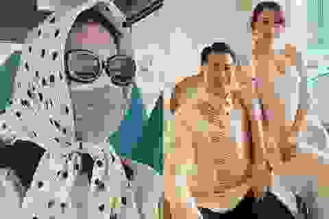 Lên báo Anh nhờ đeo khẩu trang, Linh Rin hé lộ Phillip Nguyễn tạo cảm hứng