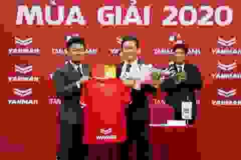 Yanmar là nhà tài trợ vàng cho câu lạc bộ bóng đá Phố Hiến, Hưng Yên
