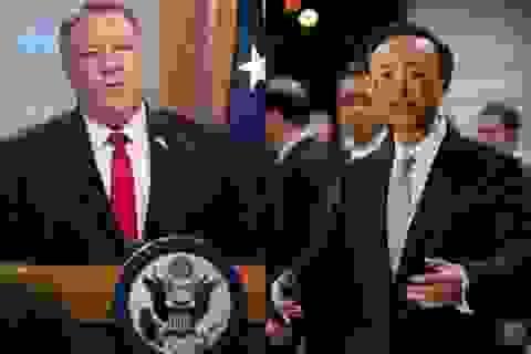 Quan chức Mỹ, Trung Quốc căng thẳng trong điện đàm về Covid-19