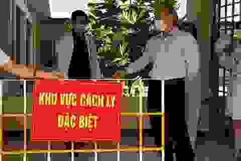 Bệnh viện Xanh Pôn phong toả khoa có bệnh nhân Covid-19 đến thăm con