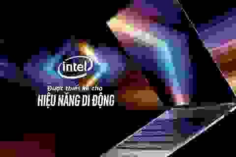 Sắm laptop chip Intel thế hệ 10 nhận quà lớn tại Thế giới di động