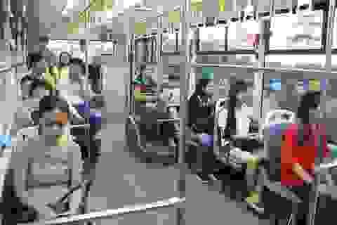 Chủ tịch Hà Nội khuyên người dân tạm thời không đi xe buýt