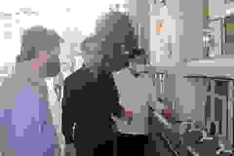 Bí thư Bạc Liêu kiểm tra việc phòng, chống dịch bệnh Covid-19 ở trường học