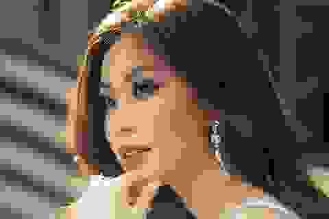 """Á hậu Diễm Trang cảm ơn Đại sứ quán Ba Lan vì """"sự tử tế"""" trong đại dịch"""