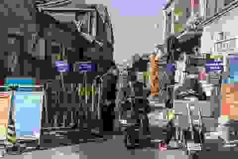 """Người nghèo ở Trung Quốc mùa dịch Covid-19: """"Ít nhất chúng tôi không chết"""""""