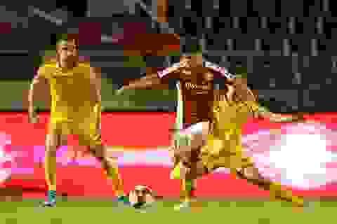 Đội bóng của Công Phượng lo quá tải trong lần đầu dự AFC Cup