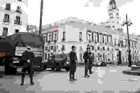Tây Ban Nha: Số người chết vượt 1.300, gần 25.000 người nhiễm virus corona
