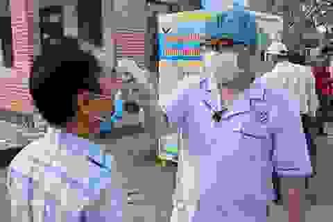 Thừa Thiên Huế: Kết quả xét nghiệm 42 trường hợp F1 của bệnh nhân thứ 76