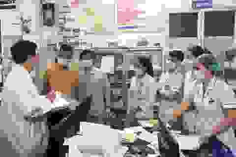 Đội phản ứng nhanh chi viện chống dịch Covid-19 cho Tây Ninh