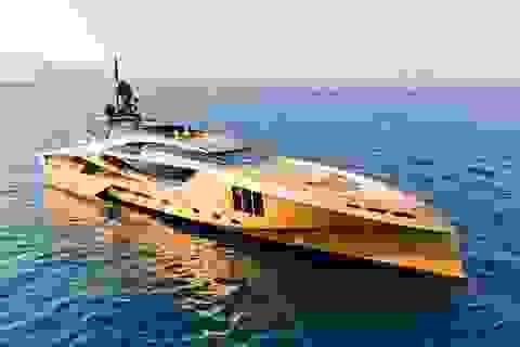 """Giới tỷ phú đổ xô chi triệu """"đô"""" thuê siêu du thuyền tránh Covid-19"""