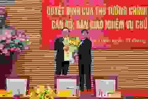 Thủ tướng phê chuẩn nguyên Thứ trưởng Bộ KH-ĐT làm Chủ tịch tỉnh Nghệ An