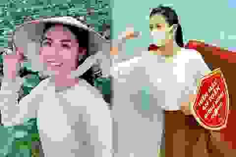 Hiến máu lần 7 giữa đại dịch, Hoa hậu Ngọc Hân kể câu chuyện rớt nước mắt