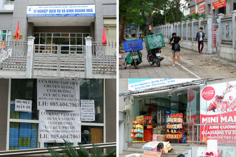 Hà Nội: Hình ảnh đối lập tại khu KTX sinh viên nhường chỗ cho người cách ly