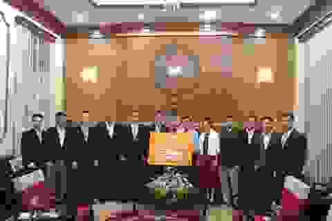 Công ty 4 Oranges ủng hộ 10 tỷ đồng phòng chống dịch Covid-19