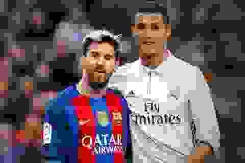 Messi, C.Ronaldo cùng ủng hộ 1 triệu euro chống Covid-19