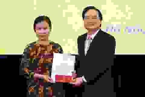 Bộ Giáo dục điều động GS.TS Lê Thị Thanh Nhàn làm Vụ trưởng Vụ GD Dân tộc