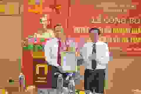 Hà Tĩnh có tân Giám đốc Sở Ngoại vụ