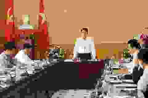 """Chủ tịch Hà Nội giải thích thông tin """"20 ca Covid-19 ngoài cộng đồng"""""""