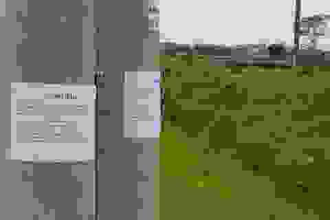 Sốt đất ở Hòa Lạc: Vẫn ùn ùn bất chấp cảnh báo, chính quyền vào cuộc