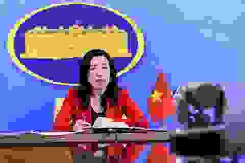 Việt Nam tìm hiểu việc thủy thủ tàu sân bay Mỹ thăm Đà Nẵng mắc Covid-19