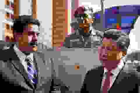 Giá dầu giảm mạnh, Venezuela xin Trung Quốc hỗ trợ chống Covid-19