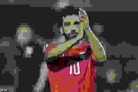 Liverpool mất Mohamed Salah trong 4 tháng vì Cúp châu Phi và Olympic 2021