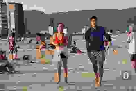 Đà Nẵng tạm dừng các hoạt động ở bãi biển công cộng