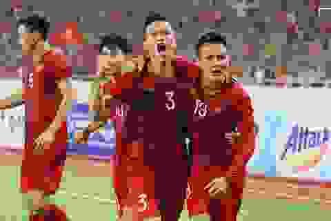 """Báo châu Á: """"Bóng đá Việt Nam có nguy cơ lãng phí thế hệ vàng"""""""