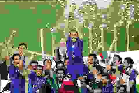 Bóng ma Calciopoli và chức vô địch World Cup đẫm nước mắt của Italia