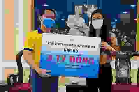 PNJ tặng 3 tỷ đồng phòng hộ Covid - 19 và hỗ trợ miền Tây chống hạn ngập mặn