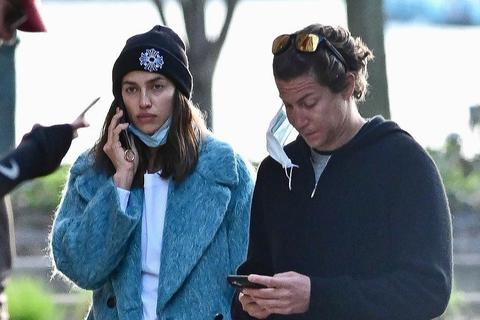 Irina Shayk hò hẹn bồ cũ của Heidi Klum?