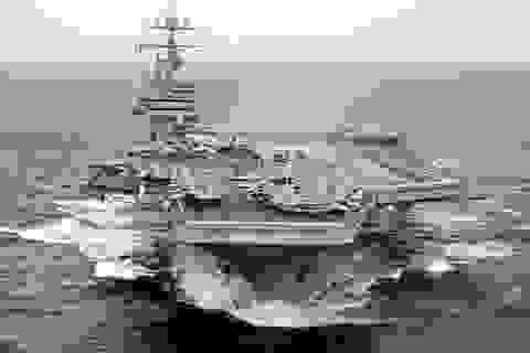 Ít nhất 40 thủy thủ mắc Covid-19 trên 2 tàu sân bay Mỹ