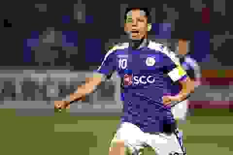 Văn Quyết lọt top 2 chân sút xuất sắc nhất AFC Cup