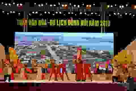 Dừng tổ chức tuần Văn hóa - Du lịch Đồng Hới năm 2020