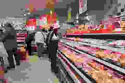 """Phát sốt vì thịt lợn siêu thị """"siêu rẻ"""" bán tràn lan trên mạng!"""