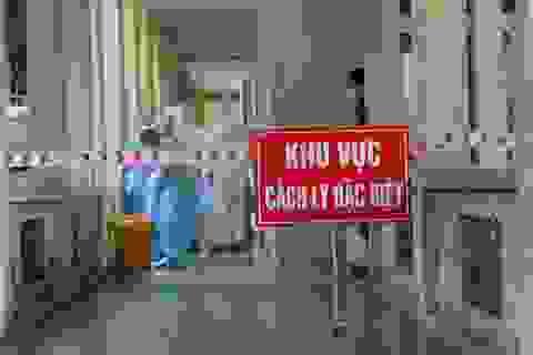 Có ca bệnh Covid-19, thôn 1.400 dân ở Hưng Yên bị cách ly 28 ngày
