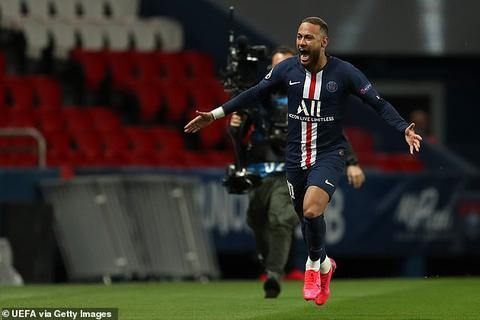 Barcelona đưa ra đề nghị đổi Griezmann lấy Neymar