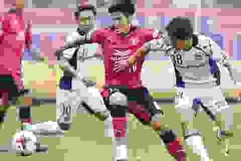 J.League 2020 sẽ không có đội xuống hạng