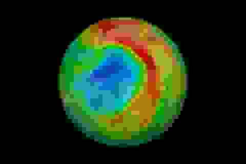 Phát hiện một lỗ thủng tầng ozone mới ở Bắc Cực