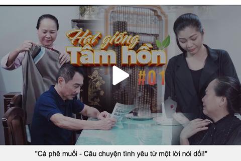 """Phim từ """"Tủ sách Hạt Giống Tâm Hồn"""" lên sóng truyền hình HTV"""