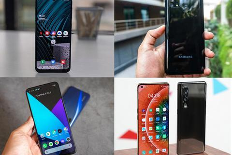 Những smartphone đáng chú ý bán tại Việt Nam trong tháng 4/2020